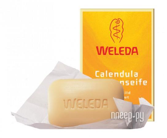 Средство Weleda мыло с календулой 100 г 9894  Pleer.ru  297.000