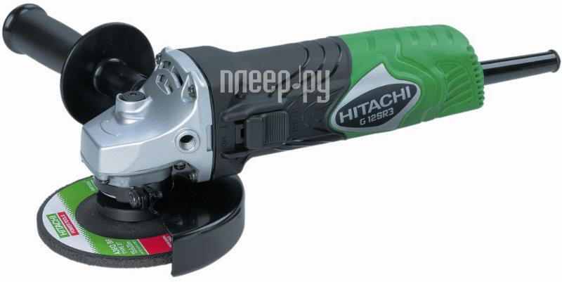 Шлифовальная машина Hitachi G12SR3  Pleer.ru  1440.000