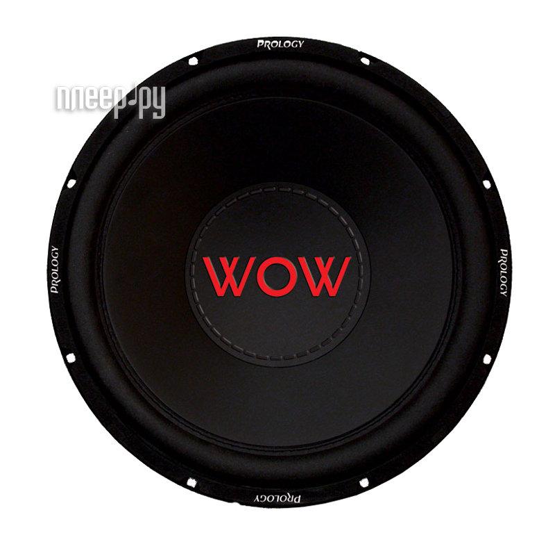 Сабвуфер Prology WOW-10F  Pleer.ru  1189.000
