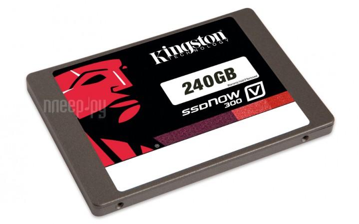 Жесткий диск 240Gb - Kingston SSDNow V300 SV300S3D7 / 240G