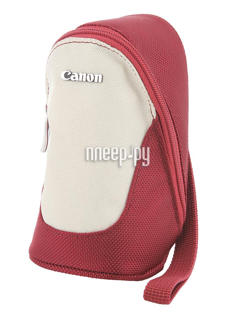 Сумка Canon Video Case Red-Beige 7417  Pleer.ru  552.000