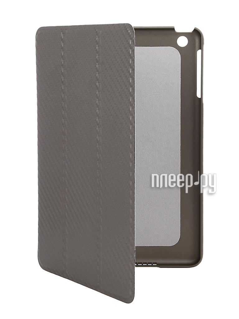 Аксессуар Чехол Cooler Master Wake Up Folio Carbon Texture for iPad mini Bronze  Pleer.ru  1700.000