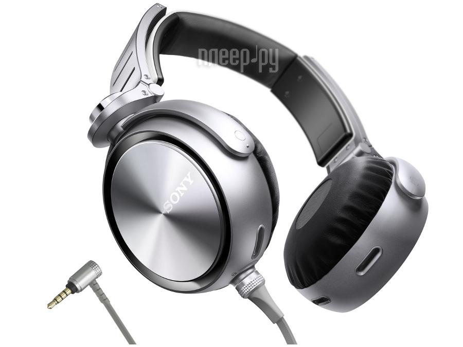 Наушники Sony MDR-XB920  Pleer.ru  3189.000