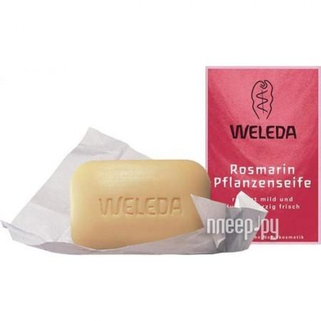 Средство Weleda розмариновое мыло 100 гр 9882  Pleer.ru  216.000