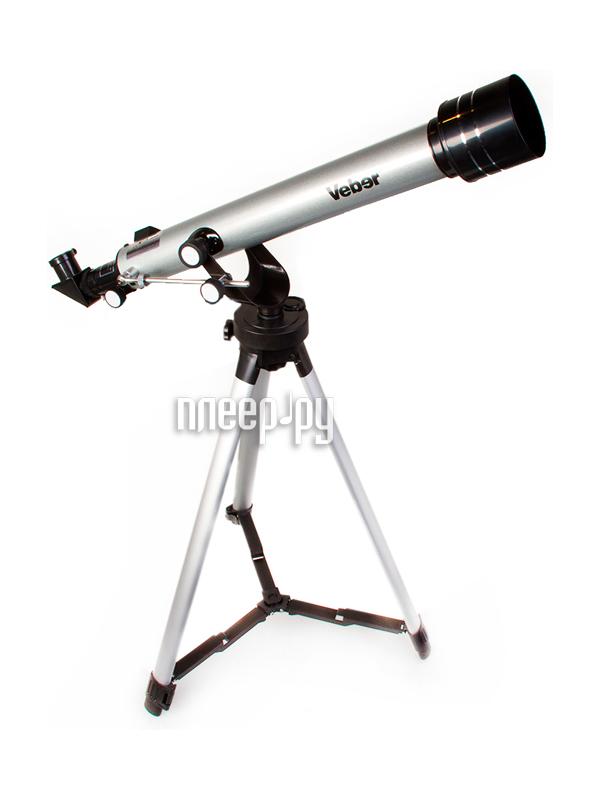Телескоп Veber F70060TXII в кейсе за 5594 рублей