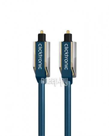 Аксессуар Clicktronic Toslink / Toslink with 3.5mm Adapter 3m 70569  Pleer.ru  949.000
