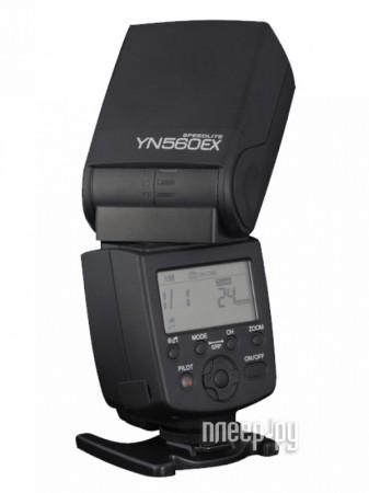 Вспышка YongNuo YN-560EX Speedlite  Pleer.ru  4196.000