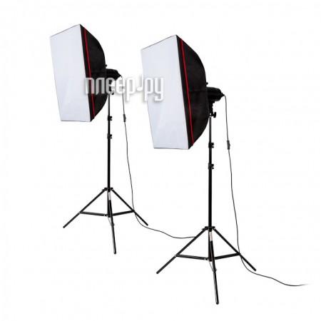 Комплект студийного света Fancier FAN102  Pleer.ru  9910.000