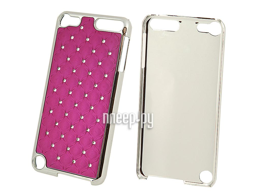 Аксессуар Чехол MBM Like Diamond for Touch 5 Purple 006478  Pleer.ru  150.000