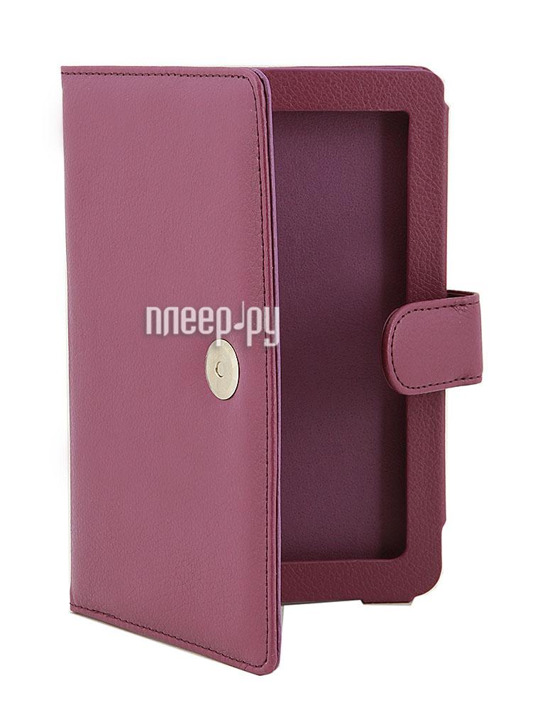 Аксессуар Чехол SkinBox PB-002 for Pocketbook 622 эко  Pleer.ru  760.000