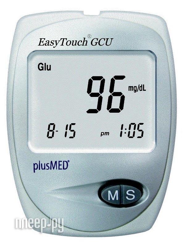 Анализатор крови Touch GCU  Pleer.ru  3989.000