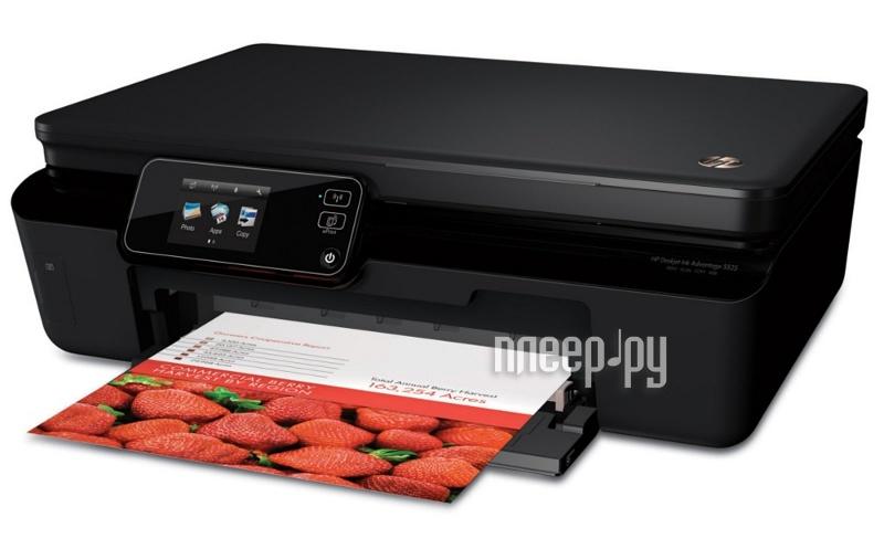 МФУ HP Deskjet Ink Advantage 5525 e-All-in-One CZ282C  Pleer.ru  3888.000