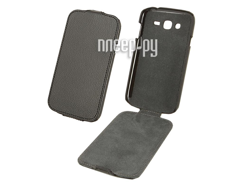 Аксессуар Чехол Samsung GT-i9082 Galaxy Grand Duos Ainy / Gecko / iBox Premium / LaZarr Protective Case Black  Pleer.ru  1016.000