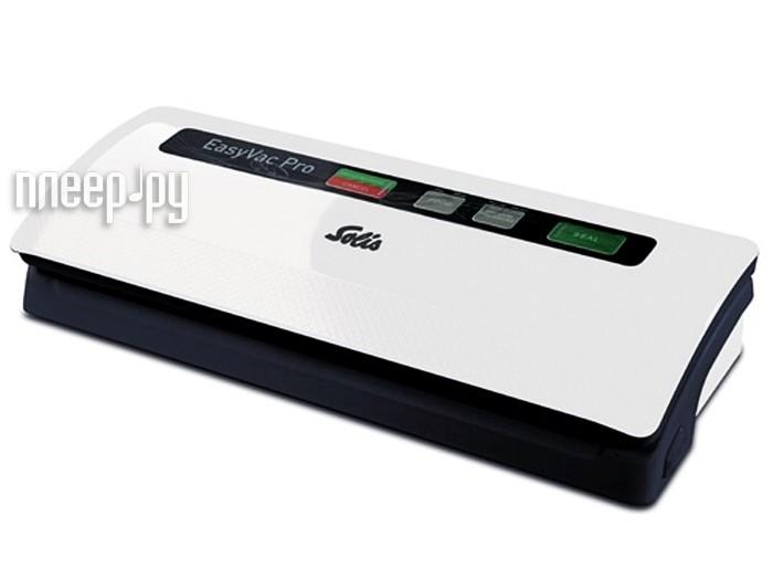 Вакуумный упаковщик Solis Vac Pro 569  Pleer.ru  9397.000