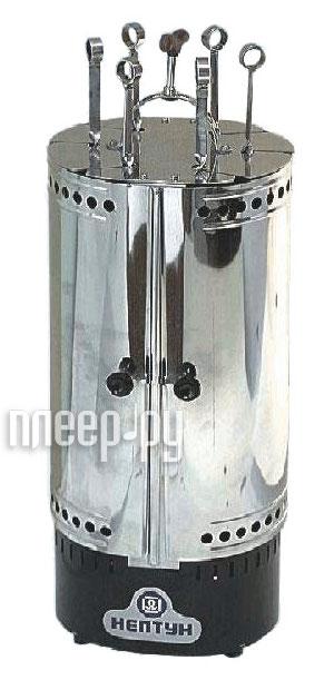 Электрошашлычница Нептун 1250Вт 6 шампуров
