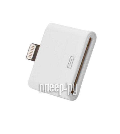 Аксессуар iQFuture Lightning to 30-pin Adapter IQ-DC01  Pleer.ru  660.000