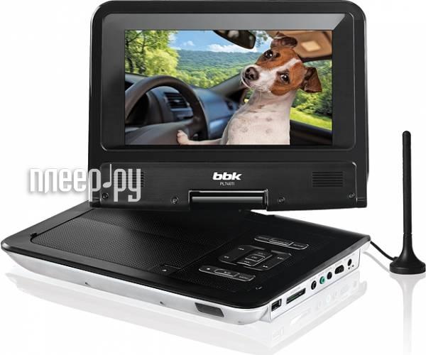 DVD плеер BBK PL746TI White  Pleer.ru  2093.000