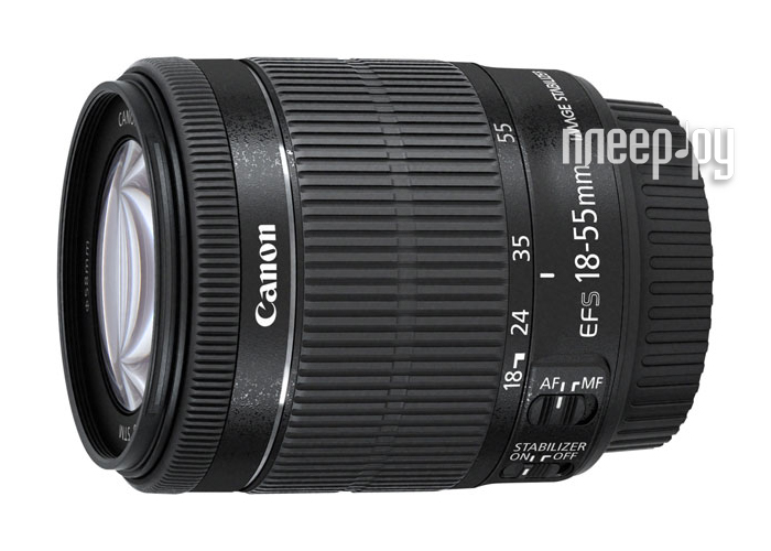 Canon EF-S 18-55 mm F/3.5-5.6
