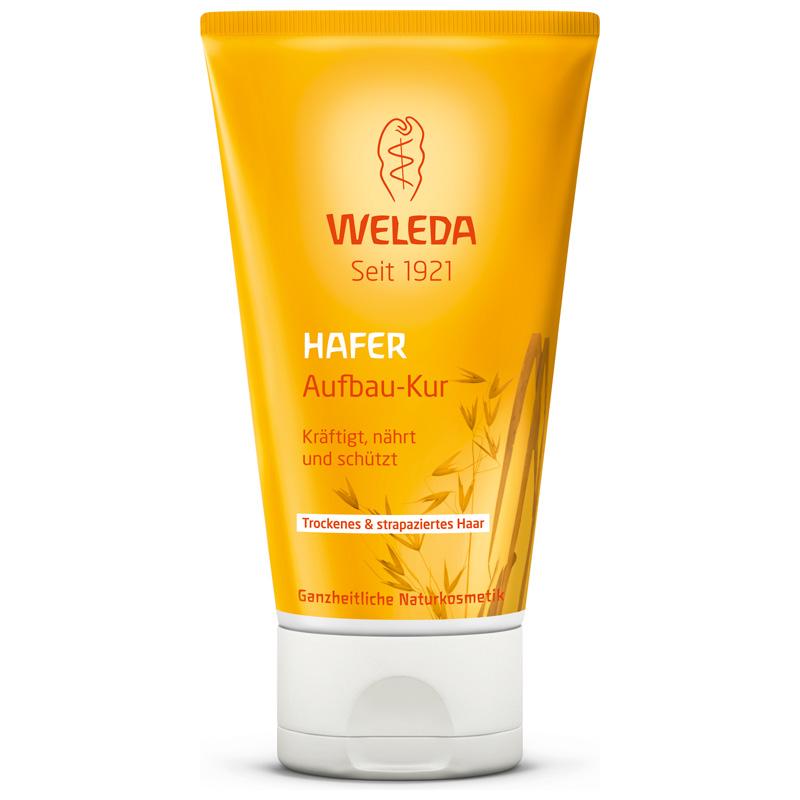 Средство по уходу за волосами Weleda восстанавливающая маска с экстрактом овса 150 мл 9559  Pleer.ru  459.000