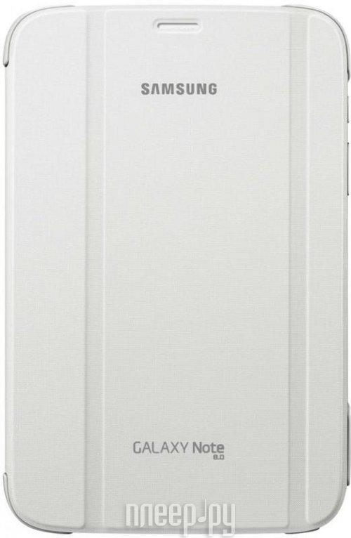 Аксессуар Чехол Samsung N5100 Galaxy Note 8.0 EF-BN510BWEGRU White  Pleer.ru  1160.000