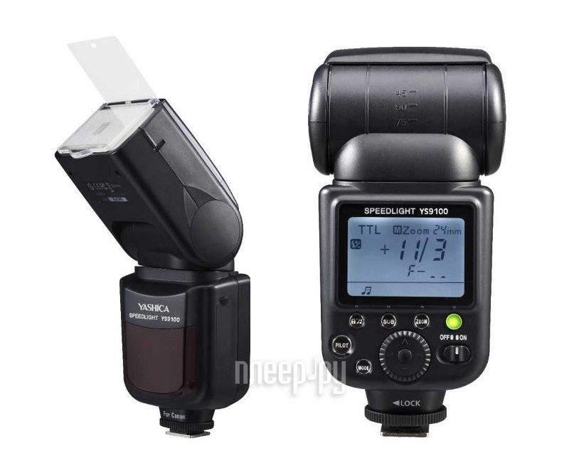 Вспышка Yashica YS9100 GN50 Canon