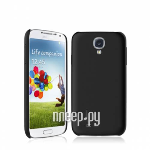 Аксессуар Чехол Samsung GT-i9500 / GT-i9505 Galaxy S4 Deppa Air Case Black + защитная пленка 83000  Pleer.ru  1371.000