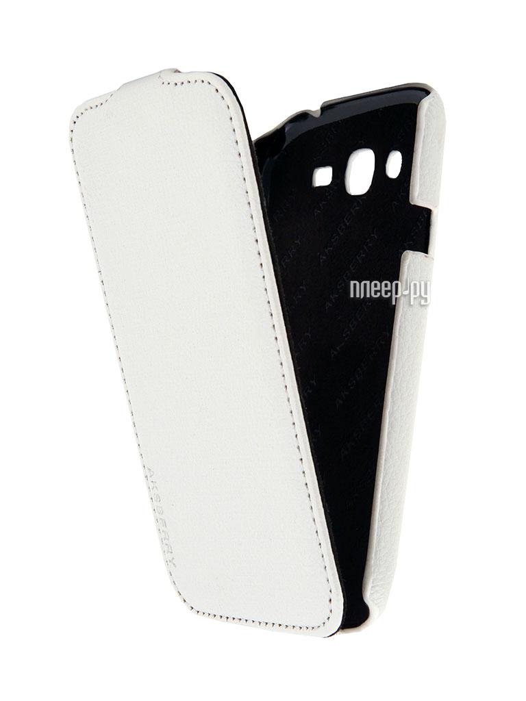 Аксессуар Чехол Samsung GT-i9082 Galaxy Grand Aksberry иск  Pleer.ru  1129.000
