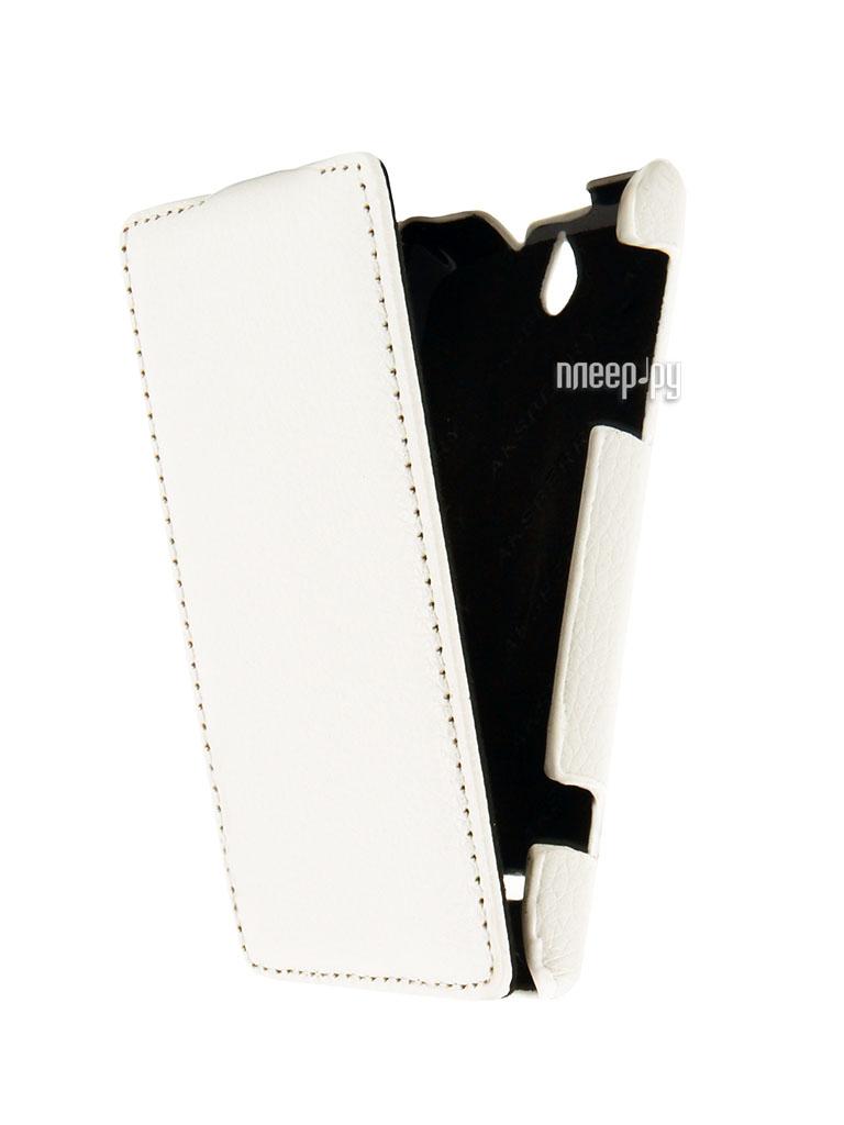 Аксессуар Чехол Sony C1505 Xperia E / C1605 Xperia E Dual Aksberry иск  Pleer.ru  348.000