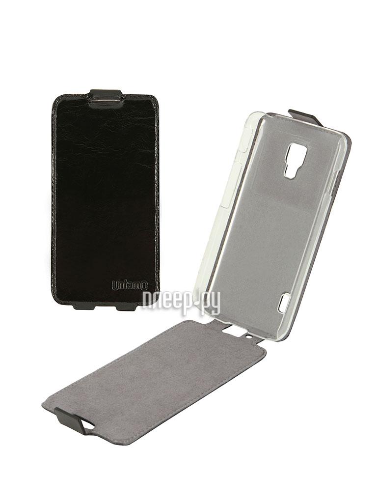 Аксессуар Чехол LG Optimus L7 II Dual Untamo Timber UTIMFL7IIBL Black  Pleer.ru  449.000