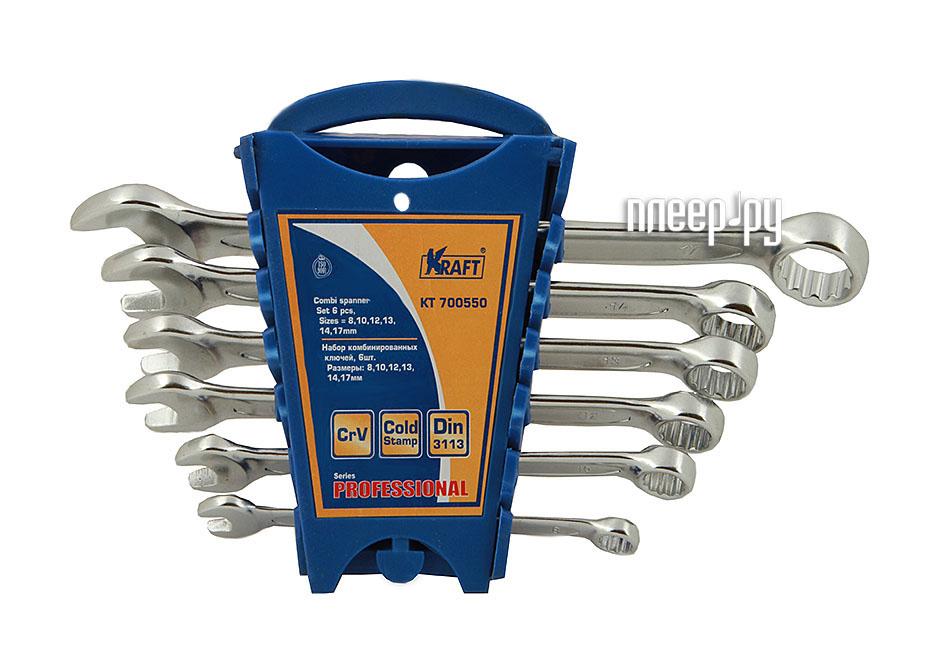 Набор инструмента Kraft KT 700550 за 429