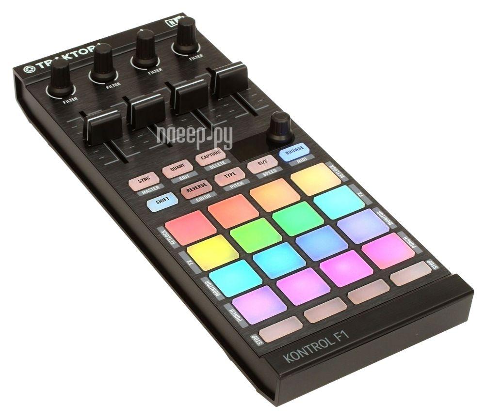 MIDI-контроллер Native Instruments Traktor Kontrol F1 купить