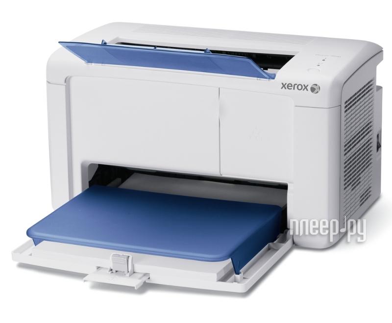 Принтер XEROX Phaser 3010 White  Pleer.ru  2176.000