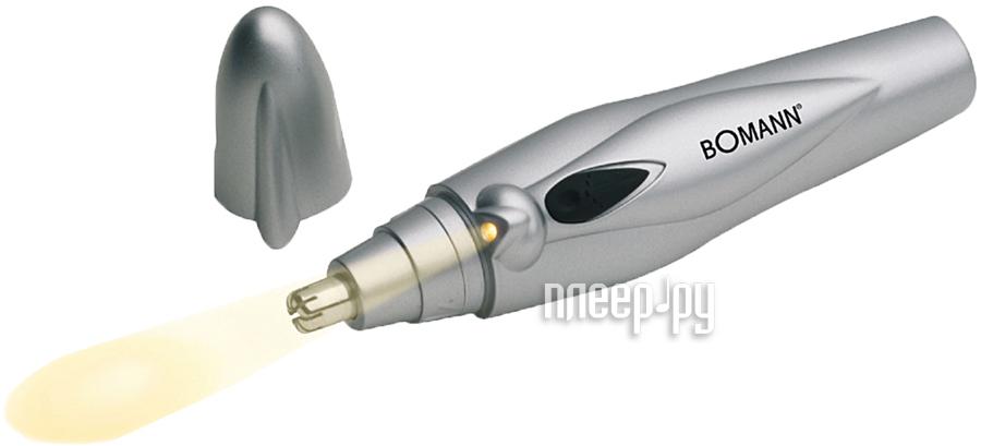 Триммер Bomann CB 801 Silver  Pleer.ru  154.000