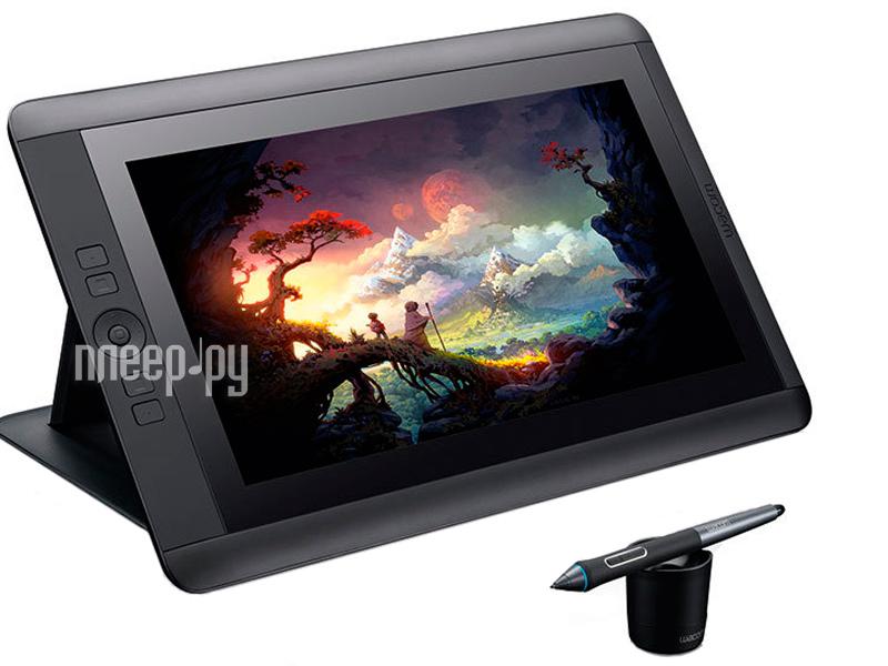 Графический планшет Wacom Cintiq 13HD DTK-1300  Pleer.ru  49849.000