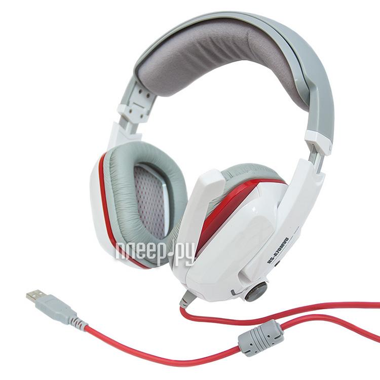 Гарнитура Dialog Aria HS-A70MVU White  Pleer.ru  1455.000