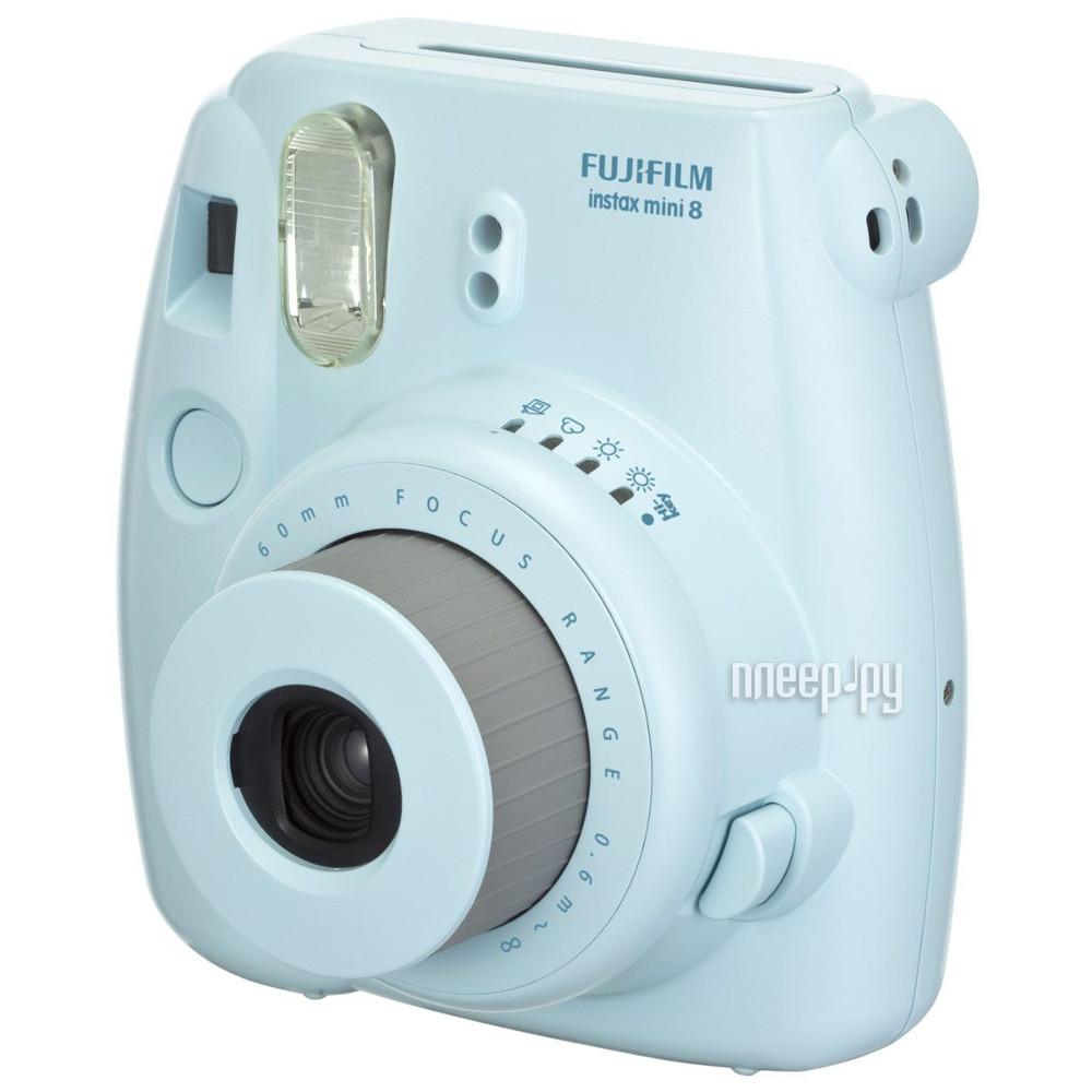 Фотоаппарат FujiFilm 8 Instax Mini Blue
