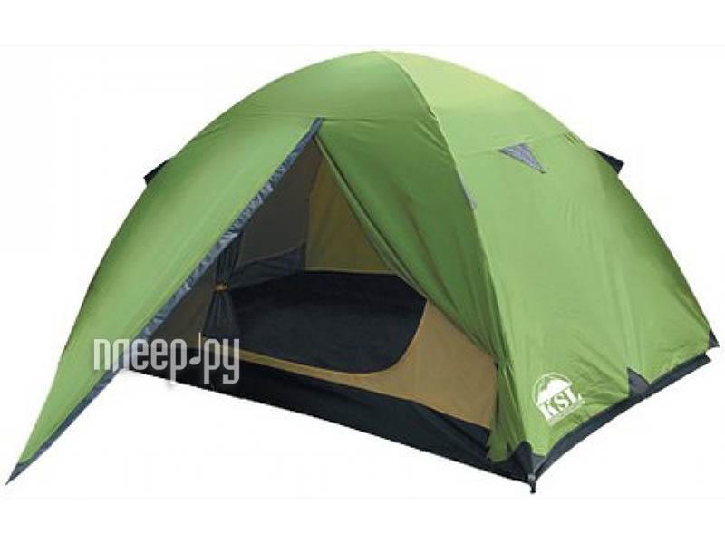 Палатка KSL Spark 3 Green 6125.3401 за 8265 рублей