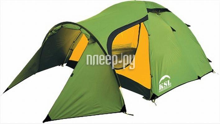 Палатка KSL Cherokee 3 Green 6122.3401