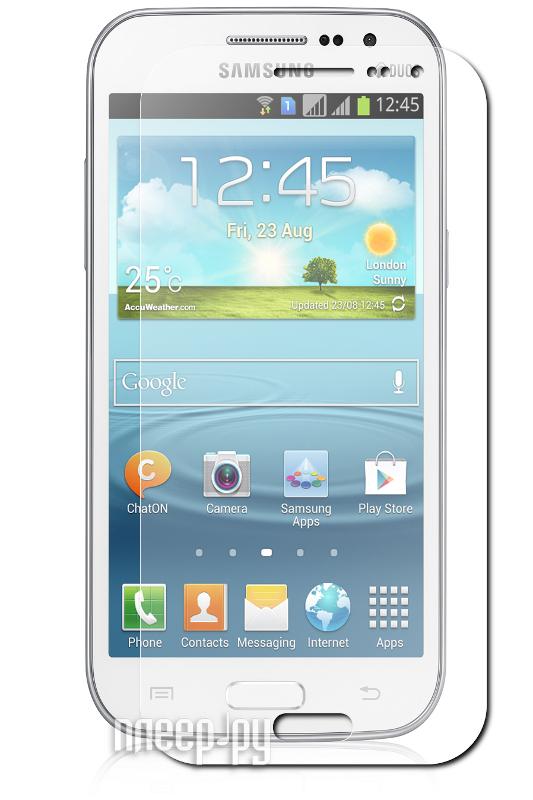 Аксессуар Защитная пленка Samsung GT-i8552 Galaxy Win Ainy / Media Gadget Premium глянцевая  Pleer.ru  94.000