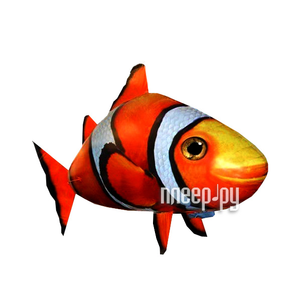 Игрушка Летающая рыба 1toy Немо  Pleer.ru  798.000