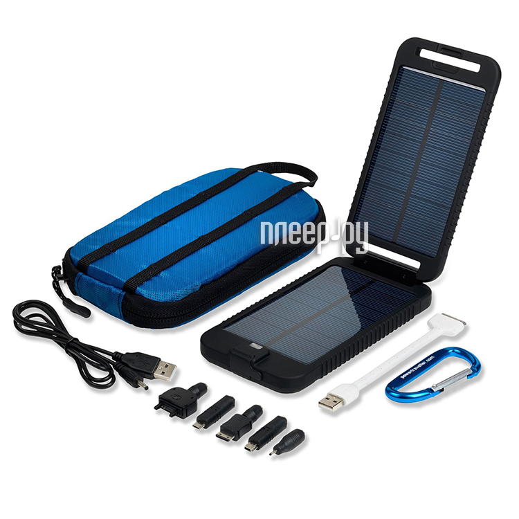 Аккумулятор Powertraveller Solarmonkey Adventurer  Pleer.ru  4637.000