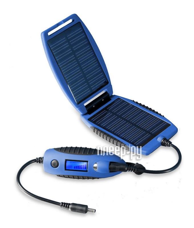 Аккумулятор Powertraveller Powermonkey Explorer Blue  Pleer.ru  2459.000