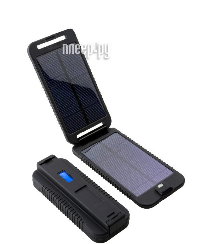 Аккумулятор Powertraveller Powermonkey Extreme Black  Pleer.ru  5258.000