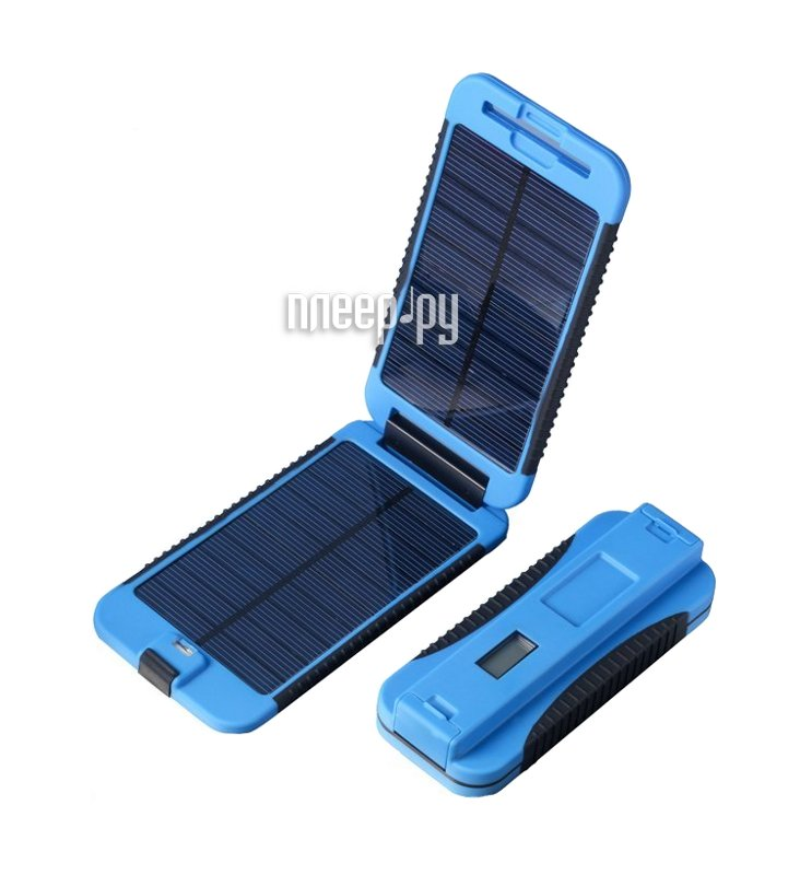 Аккумулятор Powertraveller Powermonkey Extreme Blue  Pleer.ru  5258.000
