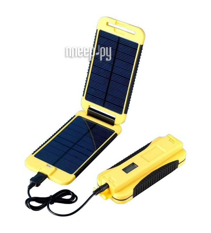 Аккумулятор Powertraveller Powermonkey Extreme Yellow  Pleer.ru  5258.000