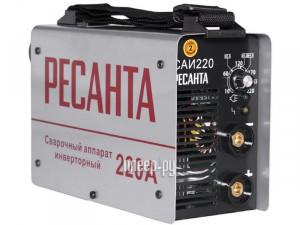 Купить Сварочный аппарат Ресанта САИ 220