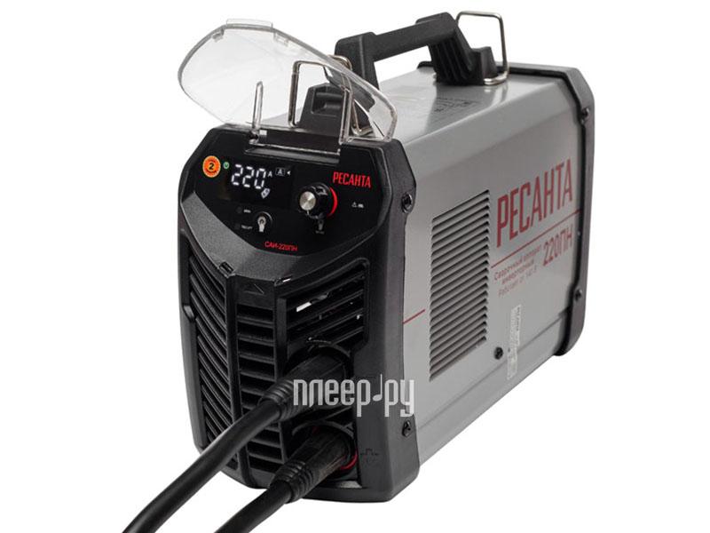 Сварочный аппарат Ресанта САИ 220ПН