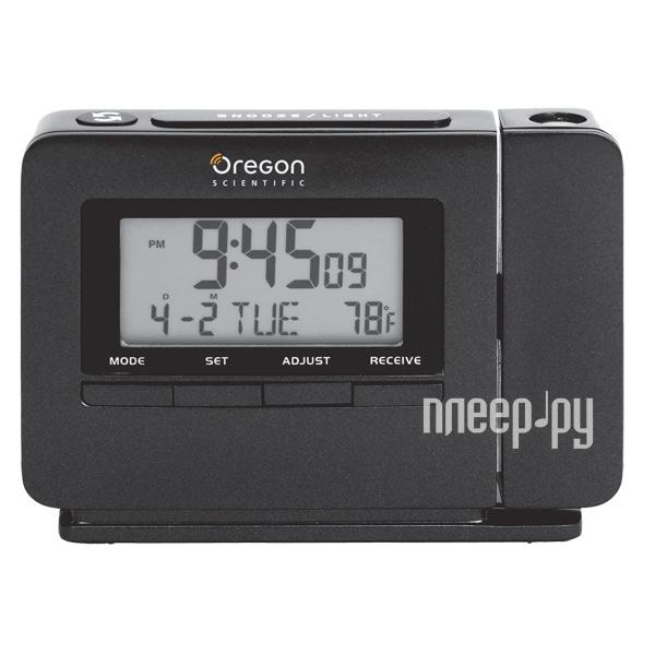 Многофункциональные часы Oregon Scientific TW223-b Black  Pleer.ru  593.000