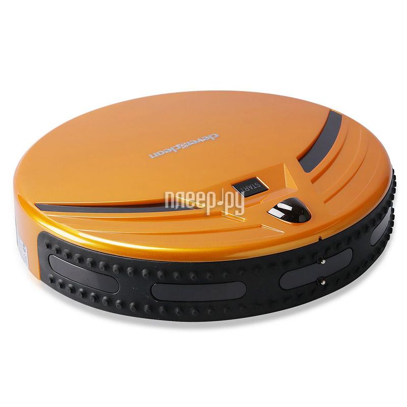 Пылесос-робот Clever&Clean Z10A Orange