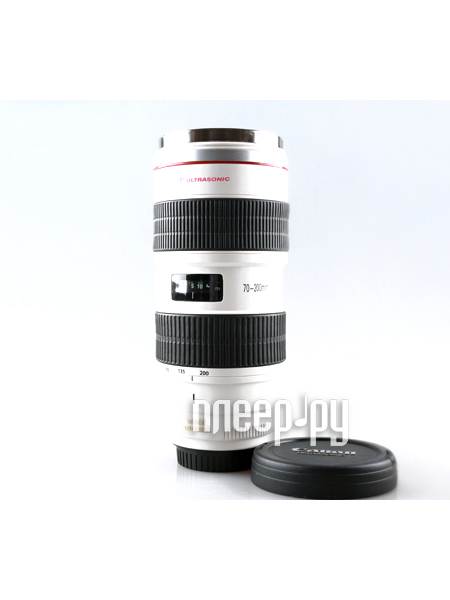 Кружка Fotololo F-113 Canon 70-200mm F/2.8  Pleer.ru  1180.000